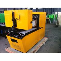 12PSDW yellow color diesel fuel injection pump test bench Manufactures