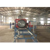 China High Performance Spiral Plastic Pipe Extrusion Line For HDPE Plastic Pipe Making on sale