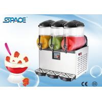 3 Bowl Frozen Drink Machine With Independent ON/OFF Switch Operation Manufactures