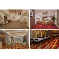 Wilton carpet for restaurant luxury wall to wall carpet Manufactures