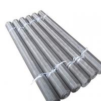 100 Micron Stainless Steel Filter Wire Mesh Anti Corrosion For Water Filter Manufactures