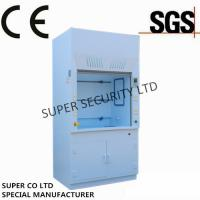 Polypropylene Chemical Laminar Flow Hood with Electric Socket for lab testing Manufactures