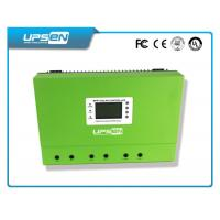 DC12V/24V/36V/48vsys Automatic Recognition New Design MPPT Solar Charge Controller Manufactures