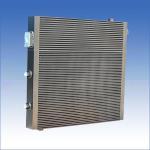 Vacuum Brazed Air Compressor Heat Exchanger Plate - Fin Aluminum Oil Radiator Manufactures