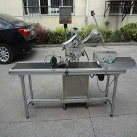 Buy cheap JT-210 Automatic top side self-adhesive labeling machine from wholesalers