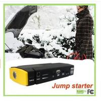 12V Multi-function PortableCar Jump StarterWith Auto Booster Battery Charger Manufactures