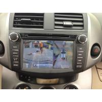 High Definition Panoramic Car Reverse Parking cameras for Toyota RAV4 Manufactures