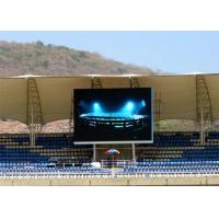 Quality P5.9 Full Color Outdoor Fixed LED Display 5.95mm Pixel Pitch Large LED Sign for sale