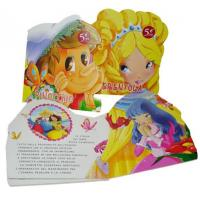 Cheaper Die cut learning book printing, Children learning book printing, cut book printing, printing quality book servic Manufactures