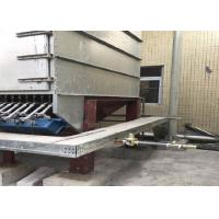 7.0x1.2x2.2m Hot Dipped Galvanized Tank Zinc Tank For Continuous Galvanizing Line Manufactures