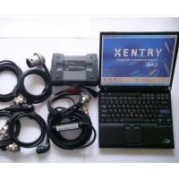 China Mercedes Benz Star Diagnosis Tool C3 With Xentry, DAS, EPC.net, SD Media on sale
