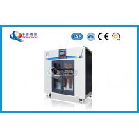 IEC60228 High Flexible Cable Chain Bending Fatigue Test Machine for sale