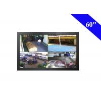 CCTV LCD Monitor Display 60 Inch With 3D Digital Image Decode Chipset Manufactures