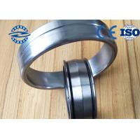 Professional Forged Ball Bearing Ring Deep Groove Structure For Spherical Roller Bearing Manufactures