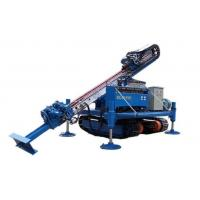 MDL-135D Hydraulic Device Anchor Drilling Rig great rotary torque and long feeding stroke distance Manufactures
