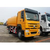 HW76 Cab Water Sprinkler Truck , 400L Tank Water Carrier TruckWith 290HP Engine Manufactures