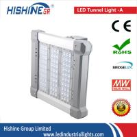 Grey / Black High Power 150W LED tunnel lights LED Floodlight Outdoor IP65 Spotlight Lighting Manufactures