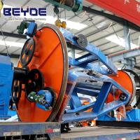 China 1+1+3 / 1250 Cable Laying Equipment 22 Kw Power Lower Power Consumption on sale