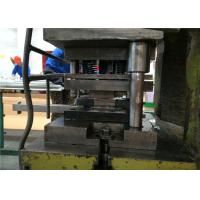 China Automatic C Purlin Forming Machine15-20m/min Chain Transmit 380V 50HZ 3 Phase on sale