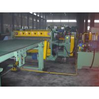 Cut To Length Machines , Steel Coil Slitting Line For Construction Manufactures