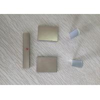Energy - Saving Strong Neodymium Block / Segment Magnets ISO9001 Certification Manufactures