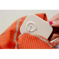 Alarm Electronic Security Tags Anti Shoplifting System With Grooved Pin Manufactures