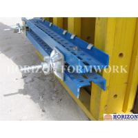 Steel Formwork Tie Rod System With Dywidag Thread , Flanged Wing Nut and Water Stop Manufactures