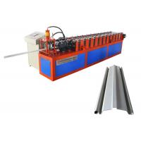 Speed 12-15 M/Min Rolling Shutter Strip Making Machine With Punching Holes Manufactures