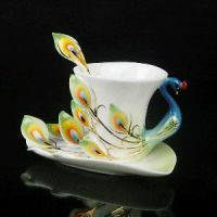 Famille Rose Coffee Cup(CCG008) Manufactures
