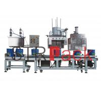 Automatic piston type spray paint can filling machine  30 - 50 can / min Manufactures