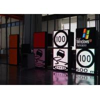 Full Matrix P25 LED Variable Message Signs Esay Transportation with Module Design Manufactures