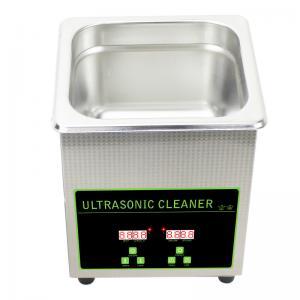 Buy cheap 2L Jewelry Silverware Ultrasonic Cleaning Machine , Diamond Ring Cleaner Machine from wholesalers