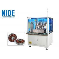 Buy cheap Automatic Blower motor coil winding machine BLDC armature rotor needle winding from wholesalers