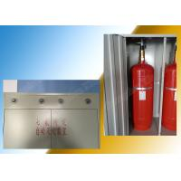 Medical Equipment Gas Fm200 Fire Suppression Systems With 180L Cylinders Manufactures