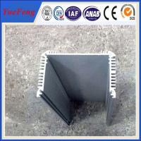 Hot! aluminum sheet high heat resistant oem factory china die casting heat sink Manufactures