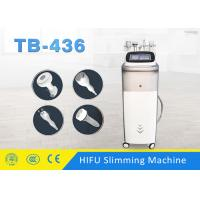 230Khz Focus Hifu Fat Reduction Equipment , Ultrasound Fat Cavitation Machine Manufactures