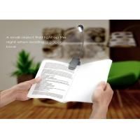 China Flexible Led Clip On Book Light on sale