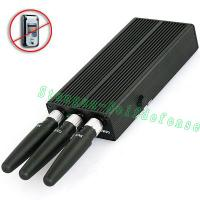 Pz572520b Cz54e9333 808hf2 Protable Mobile Cell Phone Gsm 2 4g Bluetooth Wifi Signal Jammer on anti gps jamming device