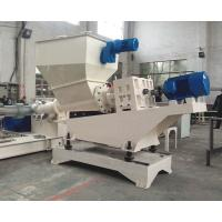 China Pvc Pp Pet Waste Plastic Recycling Pellet Machine , Waste Plastic Extruder on sale