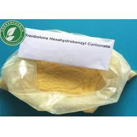 Purity 99% Anabolic Steroids Powder Parabolan Trenbolone Hexahydrobenzylcarbonate Manufactures