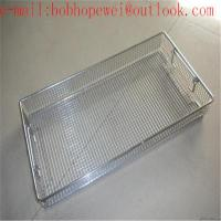 wire mesh for Medical instrument/ stainless steel wire mesh cleaning baskets(manufacture) Manufactures