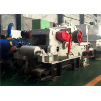 White 4*2*2M 5-8T/H Drum Wood Chipper Machine in Biomass Industry Manufactures