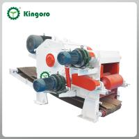 Buy cheap Drum-type wood chipper machine from wholesalers