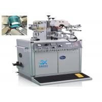 Semi - Automatic 700W Hot Foil Stamping Machine For Irregular Shape Manufactures