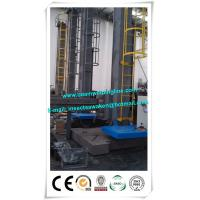 China Rotary Tig Mig Welding Center Of Pipe Welding Manipulator , Lincoln DC1000 Welder on sale