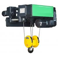 Automated Hoisting Systems Custom Low Headroom Electric Wire Rope Hoists SHA-XD Type Manufactures