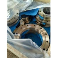 China RF FF TF RTJ PN16 Duplex Stainless Steel Flanges Forged For Chemical Industry on sale