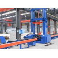 T Beam Automatic Submerged Arc Welding Machine Single Cantilever Type Manufactures
