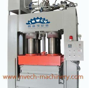 Plastic-sawdust Mixed Pallet Complete Production Line Manufactures