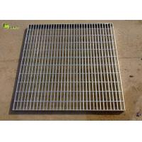 Quality Heavy Duty Mesh Steel Bar Grating Web Forge Carbon Steel Trench Drain Floor for sale